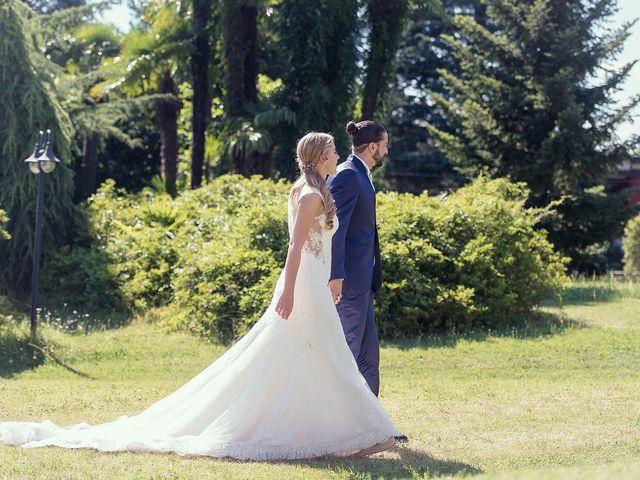 Il matrimonio di Daniele e Michela a Varese, Varese 84