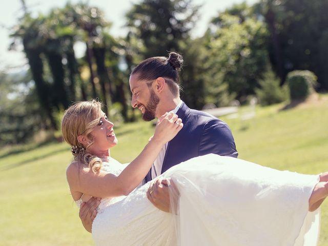 Il matrimonio di Daniele e Michela a Varese, Varese 85