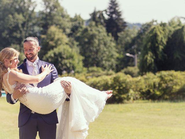 Il matrimonio di Daniele e Michela a Varese, Varese 86