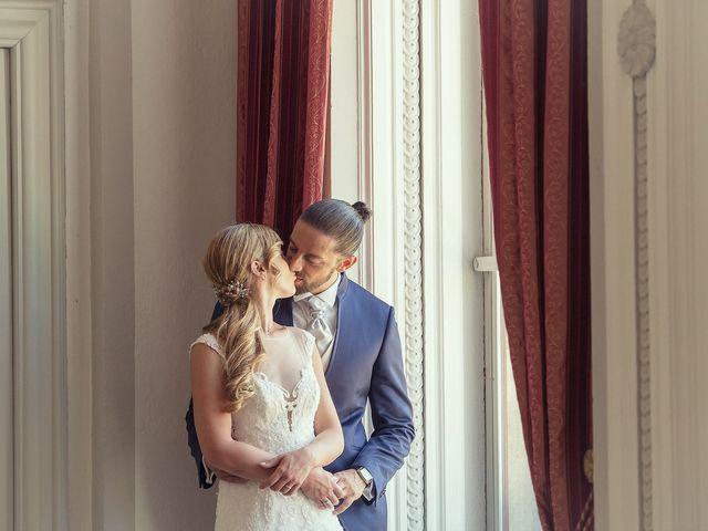 Il matrimonio di Daniele e Michela a Varese, Varese 1