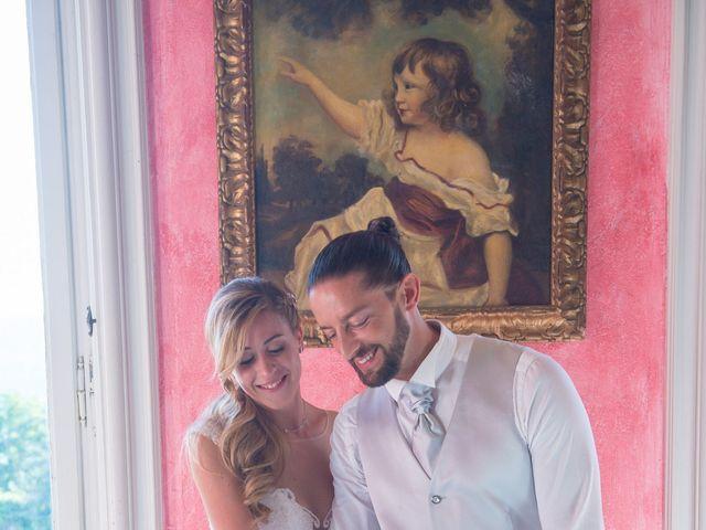 Il matrimonio di Daniele e Michela a Varese, Varese 95