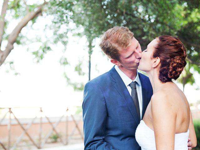 Le nozze di Frank e Elisa