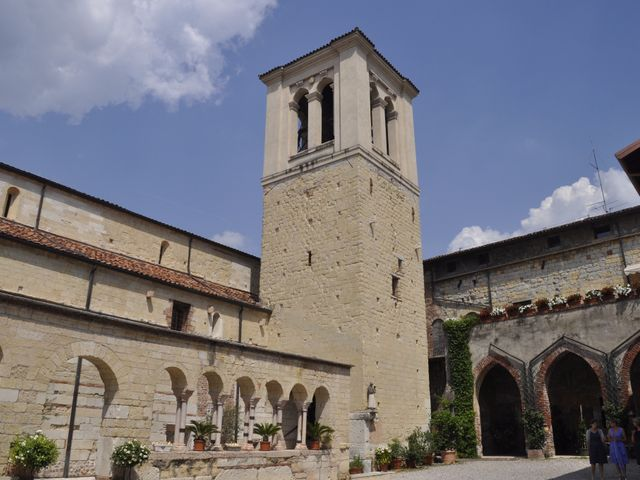 Il matrimonio di Irene e Rosario a Verona, Verona 1