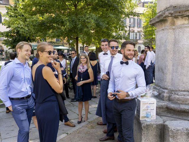 Il matrimonio di Josè e Chiara a Milano, Milano 11