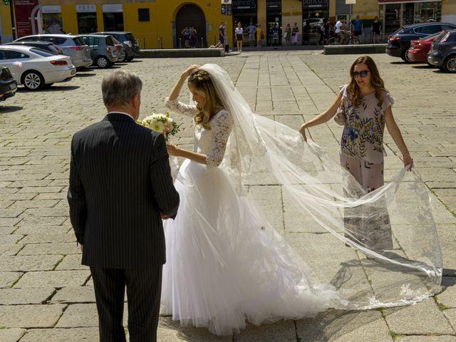 Il matrimonio di Josè e Chiara a Milano, Milano 15