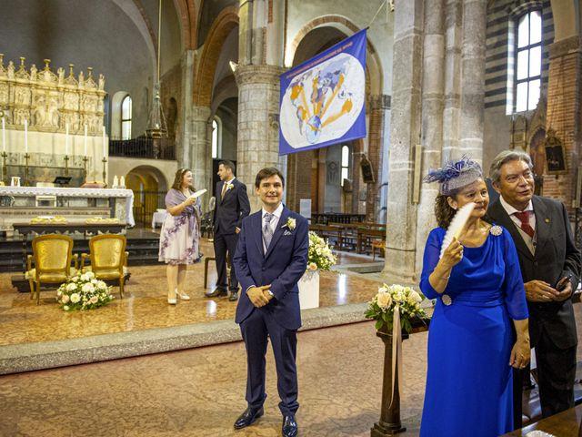Il matrimonio di Josè e Chiara a Milano, Milano 16