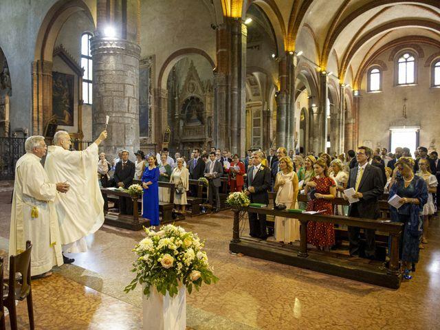 Il matrimonio di Josè e Chiara a Milano, Milano 27
