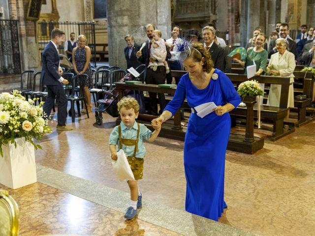 Il matrimonio di Josè e Chiara a Milano, Milano 30