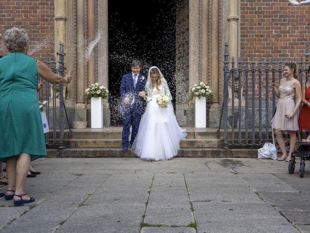Il matrimonio di Josè e Chiara a Milano, Milano 39