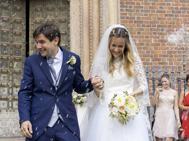Il matrimonio di Josè e Chiara a Milano, Milano 41