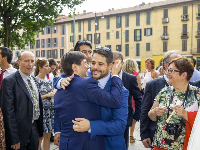Il matrimonio di Josè e Chiara a Milano, Milano 43