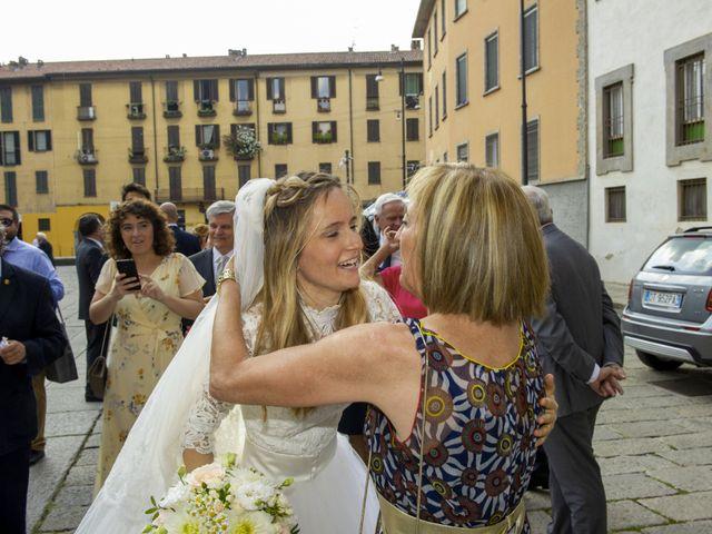 Il matrimonio di Josè e Chiara a Milano, Milano 44