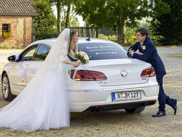 Il matrimonio di Josè e Chiara a Milano, Milano 47
