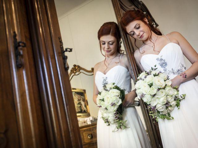 Il matrimonio di Valerio e Alice a Villarbasse, Torino 12