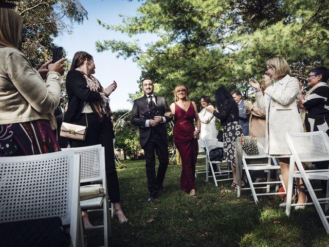 Il matrimonio di Valerio e Alice a Villarbasse, Torino 14