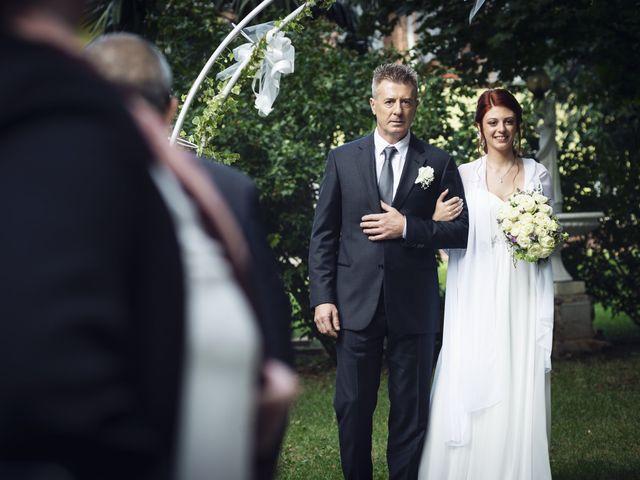 Il matrimonio di Valerio e Alice a Villarbasse, Torino 15