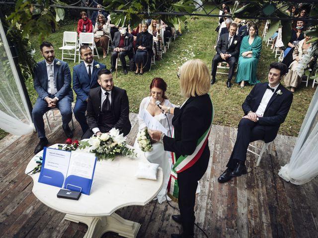 Il matrimonio di Valerio e Alice a Villarbasse, Torino 16