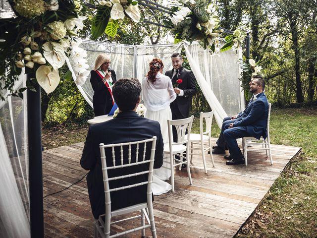 Il matrimonio di Valerio e Alice a Villarbasse, Torino 19