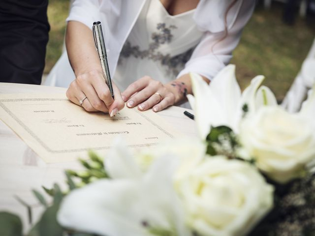 Il matrimonio di Valerio e Alice a Villarbasse, Torino 21