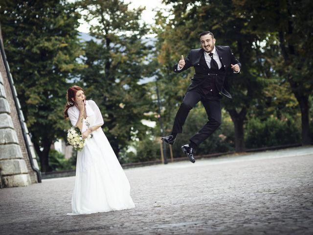 Il matrimonio di Valerio e Alice a Villarbasse, Torino 22