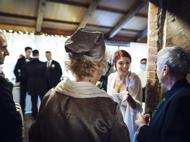 Il matrimonio di Valerio e Alice a Villarbasse, Torino 26