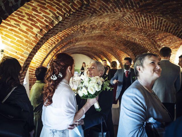 Il matrimonio di Valerio e Alice a Villarbasse, Torino 27