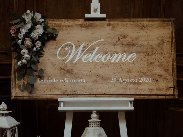 Il matrimonio di Daniele e Simona a Imbersago, Lecco 35
