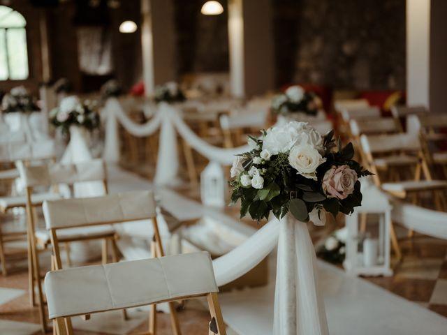 Il matrimonio di Daniele e Simona a Imbersago, Lecco 37