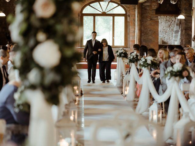 Il matrimonio di Daniele e Simona a Imbersago, Lecco 38