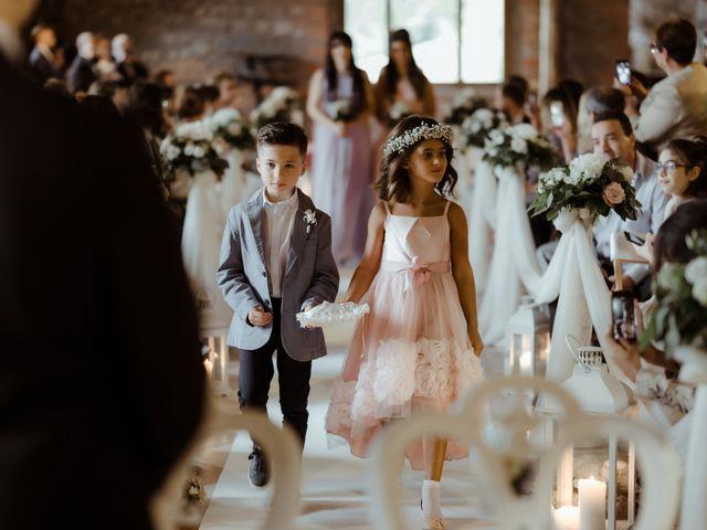 Il matrimonio di Daniele e Simona a Imbersago, Lecco 39