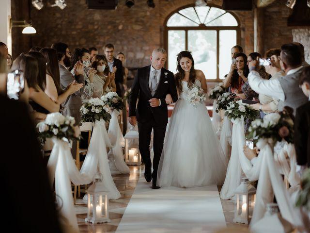 Il matrimonio di Daniele e Simona a Imbersago, Lecco 40