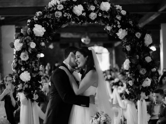 Il matrimonio di Daniele e Simona a Imbersago, Lecco 47