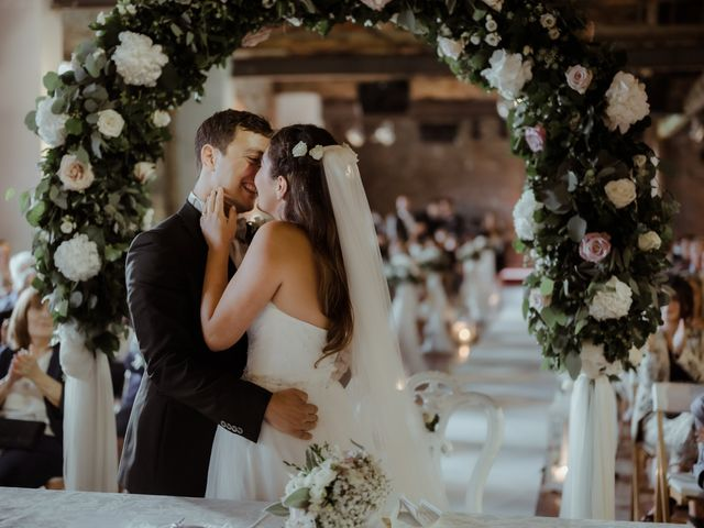 Le nozze di Simona e Daniele
