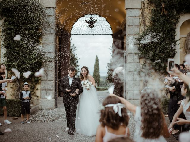 Il matrimonio di Daniele e Simona a Imbersago, Lecco 48