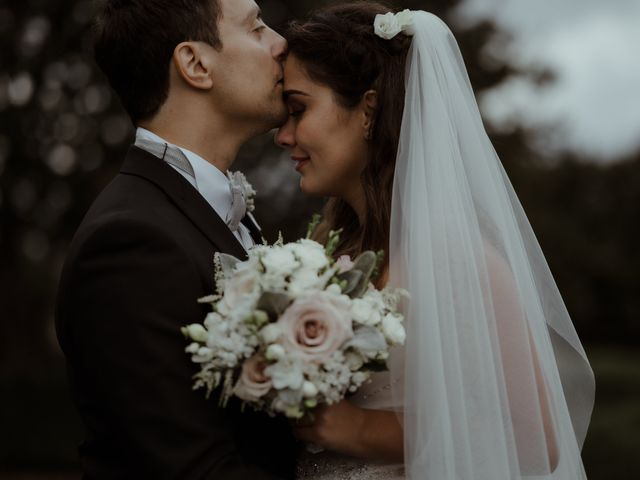 Il matrimonio di Daniele e Simona a Imbersago, Lecco 49