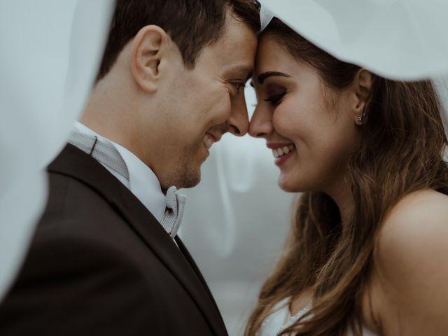 Il matrimonio di Daniele e Simona a Imbersago, Lecco 56