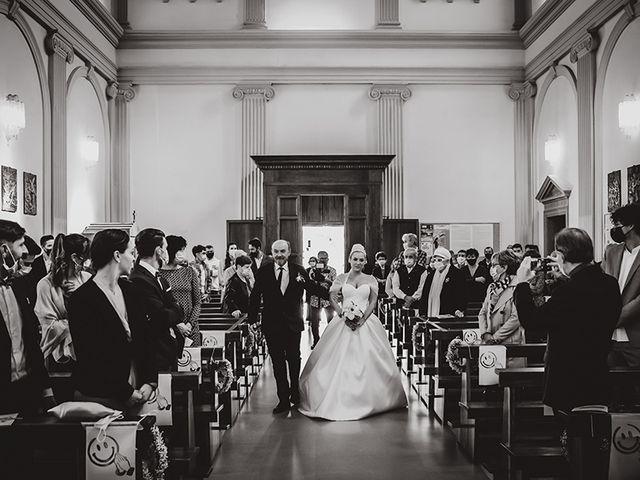 Il matrimonio di Eros e Giulia a Gambettola, Forlì-Cesena 14