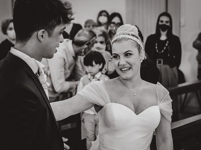 Il matrimonio di Eros e Giulia a Gambettola, Forlì-Cesena 15