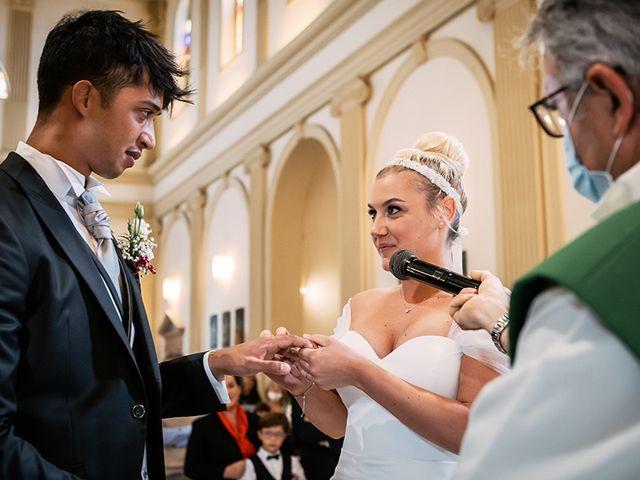Il matrimonio di Eros e Giulia a Gambettola, Forlì-Cesena 18