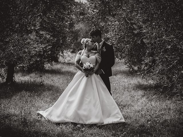 Il matrimonio di Eros e Giulia a Gambettola, Forlì-Cesena 24
