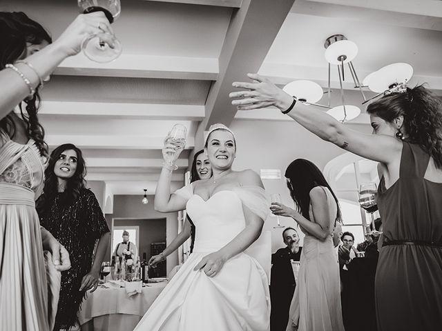 Il matrimonio di Eros e Giulia a Gambettola, Forlì-Cesena 30