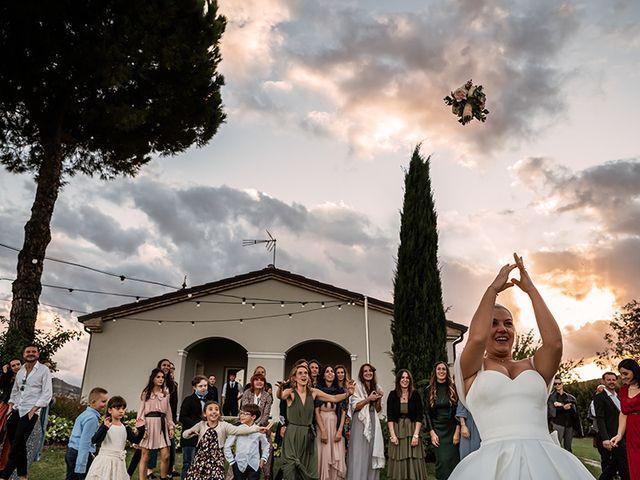 Il matrimonio di Eros e Giulia a Gambettola, Forlì-Cesena 37