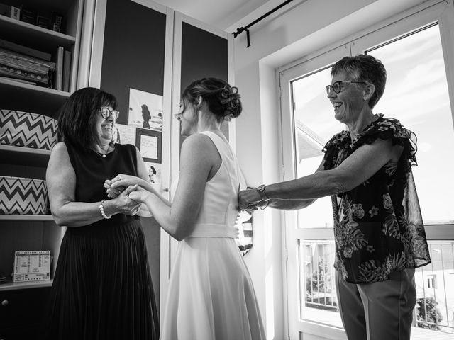 Il matrimonio di Silvio e Chiara a Villanova Mondovì, Cuneo 1
