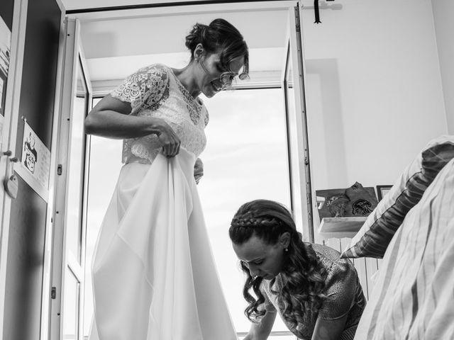 Il matrimonio di Silvio e Chiara a Villanova Mondovì, Cuneo 3