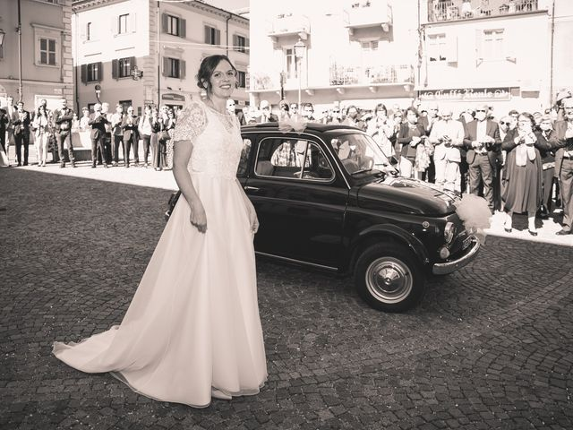 Il matrimonio di Silvio e Chiara a Villanova Mondovì, Cuneo 4