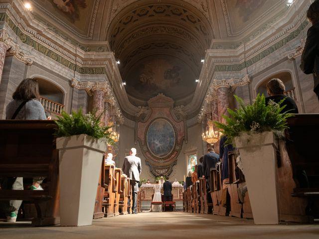 Il matrimonio di Silvio e Chiara a Villanova Mondovì, Cuneo 6