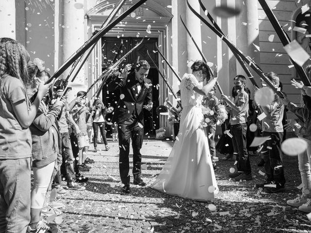 Il matrimonio di Silvio e Chiara a Villanova Mondovì, Cuneo 9