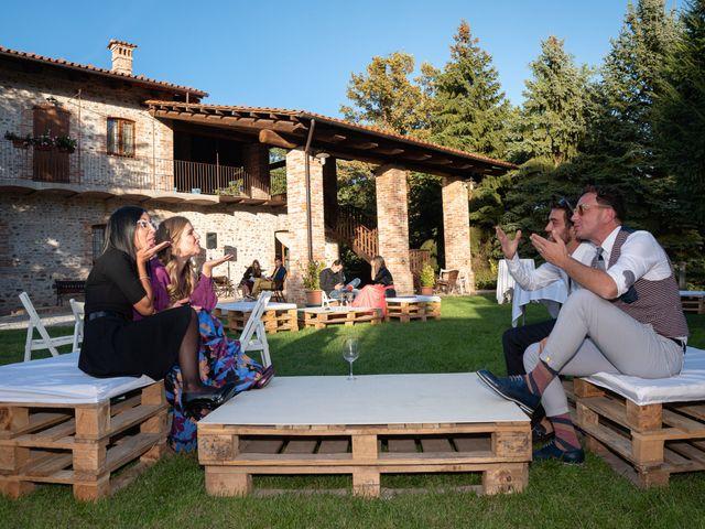 Il matrimonio di Silvio e Chiara a Villanova Mondovì, Cuneo 16