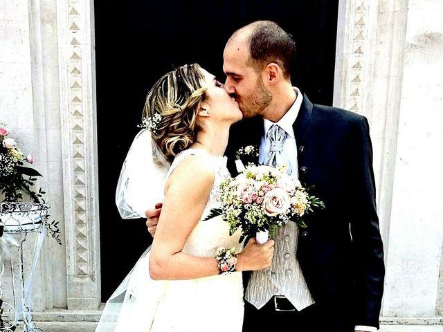 Il matrimonio di Matteo e Valeria a Roma, Roma 1