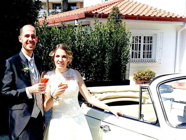 Il matrimonio di Matteo e Valeria a Roma, Roma 2